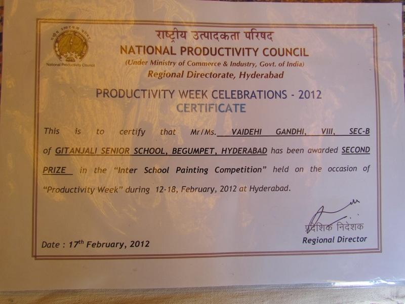 Congrats Vaidehi!